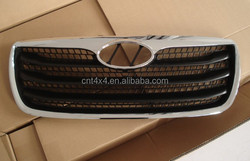 korean car 2010+ Santafe suv accessory front Grille