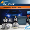 EKLIGHT 4800lm led headlight H7, H1, H3, H9, H11, 9005 9006 D1 D2 D3 D4 car canbus led headlight