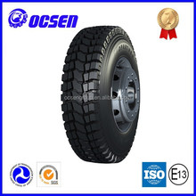 radial tyre made in China hot sale truck tyre with Copartner brand heavy duty truck tires
