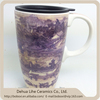 High qulity factory price china porcelain cup with handle
