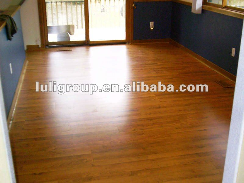 Brilhante piso laminado 8 mm com bom preço