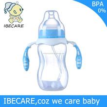 280ML breastfeeding PP plastic baby bottle
