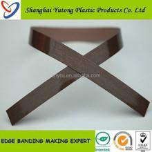 Shanghai Yutong high quality high gloss series pvc edge banding