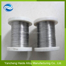 china manufacturer Cr20Ni80 electric heating wire