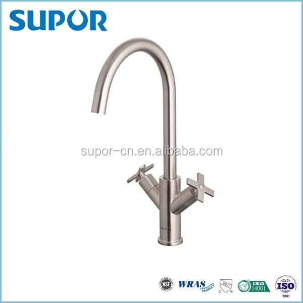 stainless steel kitchen faucet buy kitchen faucets shop kraus pull down kitchen mixer stainless steel 1
