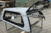 pick up truck canopy for ford ranger 4x4 double cabin