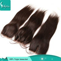 Other 4 x 4 knots /100% virign #1b 5 Nephele hair lace closure
