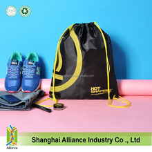 Top Quality Customized Cheap Promotion Drawstring Bag,Waterproof Custom Nylon Drarawstring Bag
