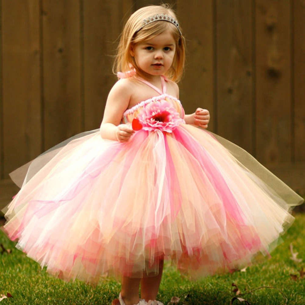 Children S Party Dress