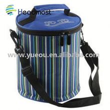 canvas lunch bag Electric outdoor 45L Travel Cooler Bag With Wheels And Trolley