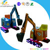 Amusement park games kids mini toy excavator,high profit children excavator game