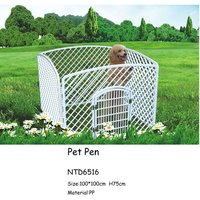 plastic foldable pet pen