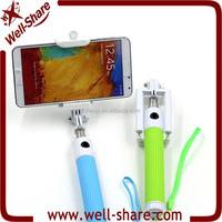 Popular type mini self-timer d08 l model wireless monopod bluetooth selfie stick