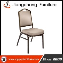 Restaurant Used Stacking Iron Banquet Chair JC-G48