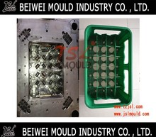 China Plastic injection beer crate box mold factory