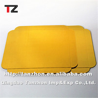 Drilling cake tray MDF cake pads