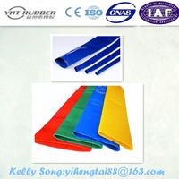 Private Garden of soft PVC Layflat hose