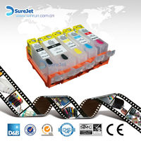 Surejet empty cartridge for canon BCI-320 BCI-321 suit for Janpan wholesale china