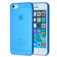 Ultra thin 0.3mm matte finish slim case for iphone 5 & 5s