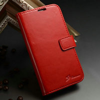 Custom Design Hot Selling Luxury Wallet Stand Design Flip Cases for Android Phones for Samsung S4
