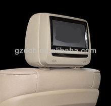 7 inch car headrest DVD player Monitor WS-C7HD