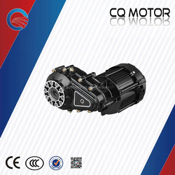 48v 500w low power electric motor for tricycle rear axle length 850mm disc brake