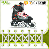 aggressive abec 5 chrome bearing inline roller rollerblade