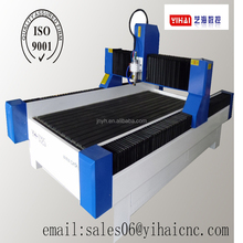 Jinan Yihai 1325 hot sale cnc marble /Widely Used 3d CNC Stone Carving Machine With Rotary