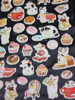Popular newest puffy sticker/foam sticker/Puffy Self Adhesive Sticker