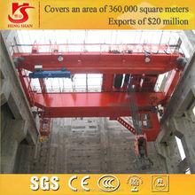 QD Model Overhead Crane 50 ton