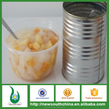 FMCG distributor company supply all types of canned fruits with HACCP HALAL certification
