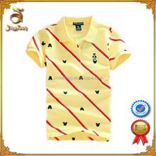 Ladies Polo Shirt Custom Design For Wholesale