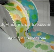 2012 sublimation polyester satin ribbon