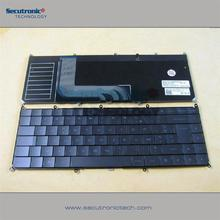 New Laptop keyboard for Dell keyboard Adamo 13 13-A101 French Black backlit