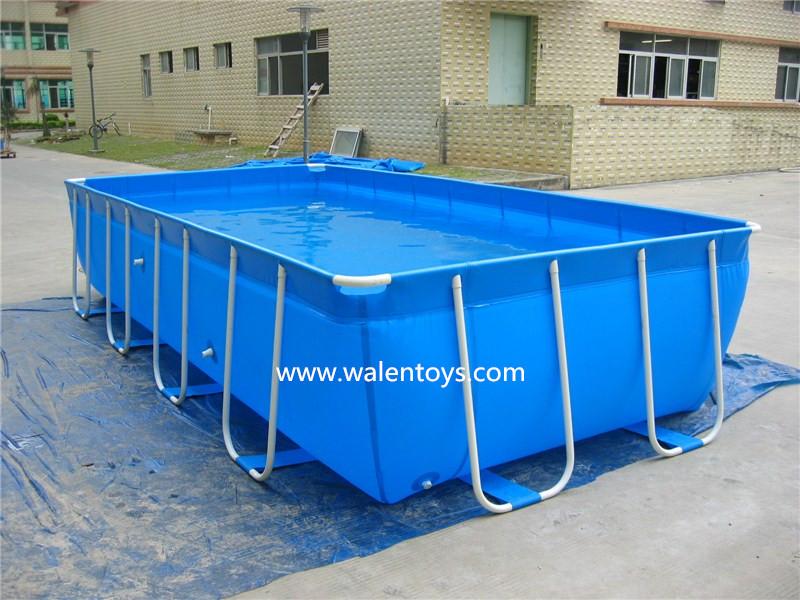 Rectangular Plastic Pool Metal Frame Pool Large Giant Swimming Pool Buy Rectangular Plastic