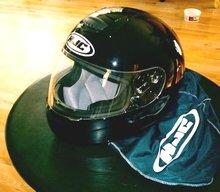 New HJC CS-R1 Motorcycle Full Face Helmet. Medium.