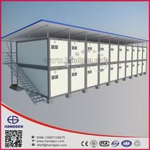20ft elegant portable container house design