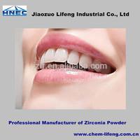 White Zirconia Dental Implants