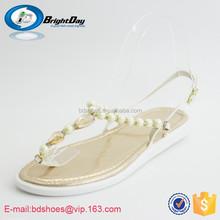 Dress sandals rhinestone platform wedding bridal shoes silver woman flat shoes