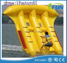 inflatable flying aqua raft flyfish / aqua flyfish / inflatable flying towables flyfish raft