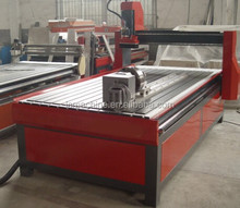 CNC Cylinder carving machine with Auto oiling lubrication system