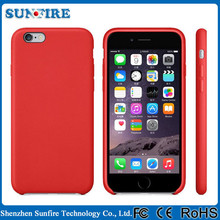 TPU cover case for iphone 6 various colors available