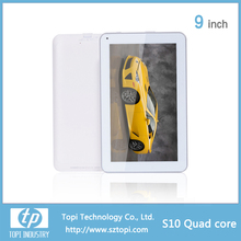 9 inch High Definition ultrathin android 4.4 tablet pc