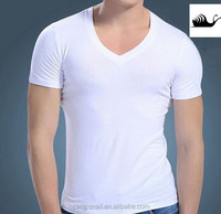 High Quality designer shirts Summer Men's Sport Undershirt Brand Male White Tee Tops Tight Fitting Clothing
