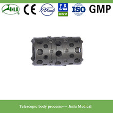 Interbody Fusion Cage Telescopic Body Procesis, Spinal Fusion with intervertebral cages