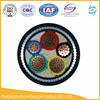 Armoured Underground Cable With STA SWA Armour Material XLPE PVC Insulation