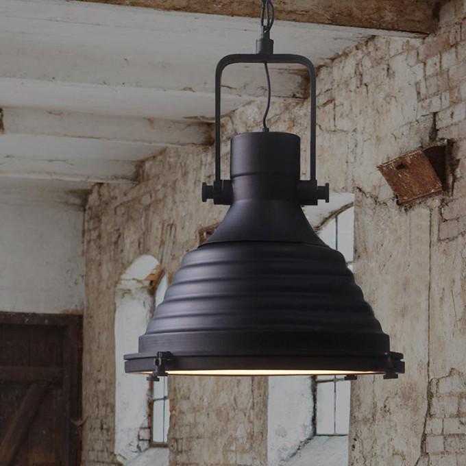 lampadario stile industriale : classica industriale in stile antico lampadario in ferro battuto loft ...