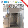automatic meat smoking house equipment