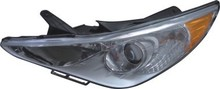 Hyundai Sonata 2011 Headlight Direct From China Factory Selling Price for Hyundai Accessories