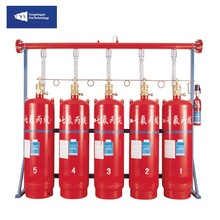 HFC-227ea Fm200 Cylinder Automatic Fire Extinguisher Fire Extinguishing Gas Suppression System